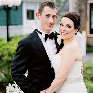 Stephanie & Brian in Houston, Texas