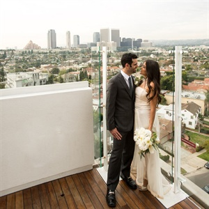 A Modern Styled Shoot in Beverly Hills, CA
