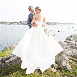 Kate & Erik in Marblehead, Massachusetts