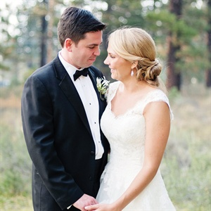 Katie & Ryan in Lake Tahoe, California