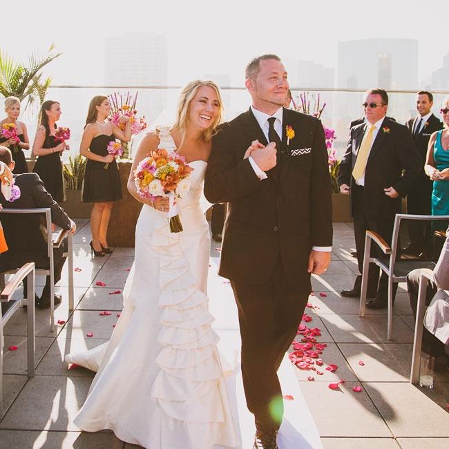 Christine & Rich in San Diego, California