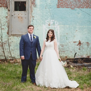 Rebeccah & Randall in Simpsonville, South Carolina