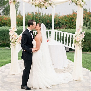 Carrie & Scott in Palos Verdes, California
