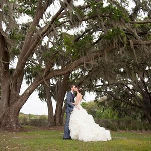 Shasta & Nate in Montverde, Florida