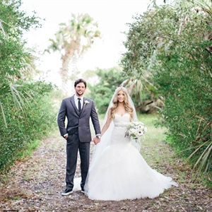 Bailie & Shane in Fort George Island, Florida