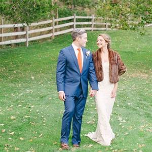 Maureen & Hank in Bridgehampton, New York