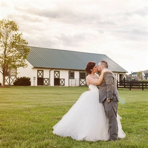 Liz & Zach in Crozet, Virginia