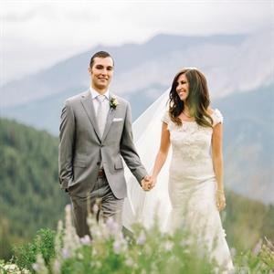 Rachel & Jason in Aspen, CO