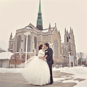 Emily & Patrick in Detroit, MI