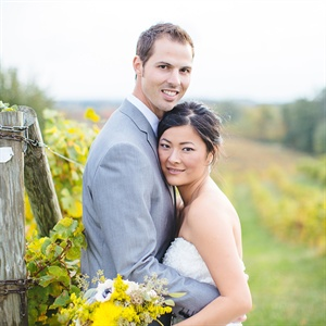 Lily & Dan in Suttons Bay, MI