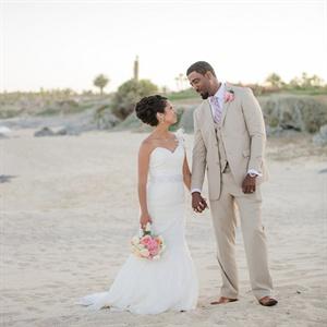 Gina & Darryl in Cabo San Lucas, Mexico