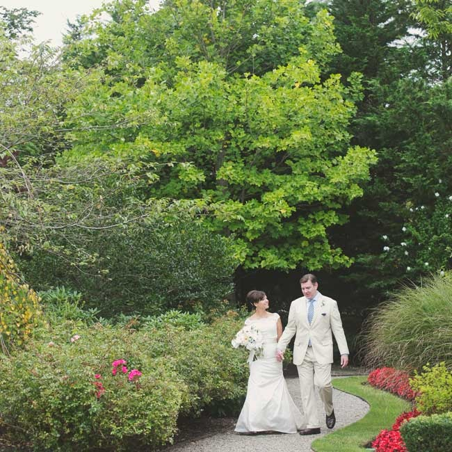 A Waterfront Wedding At The Chanler At Cliff Walk In