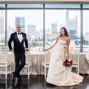 A Contemporary Styled Shoot in Atlanta, GA