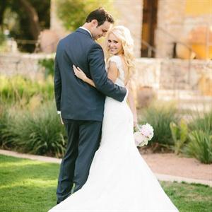 Jillian & David in Dripping Springs, TX