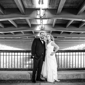 Noelle & Rich in Rochester, NY