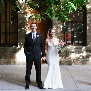 Nicole & David in New York, NY