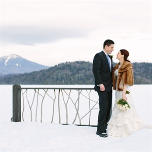 Gina & Manuel in Lake Placid, NY