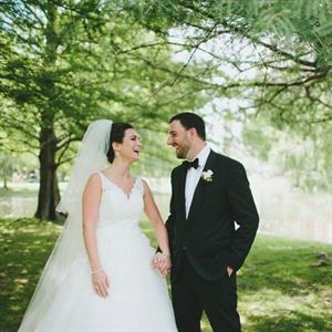 Shayna & David in Brookline, MA