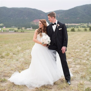Leanna & Christopher in Larkspur, CO