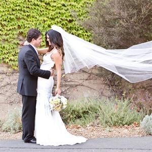 Ashley & Chris in Calistoga, CA