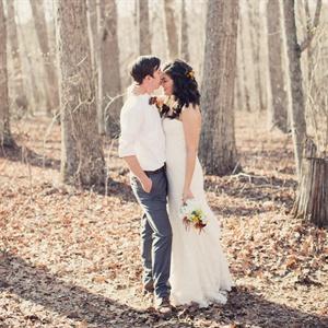 Justina & Jake in Sophia, NC