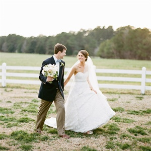 Elise & David in Pittsboro, NC