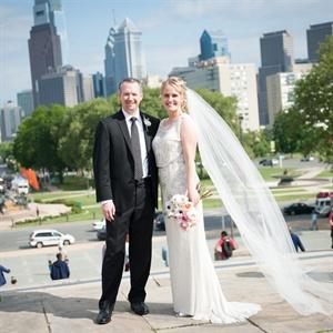 Kara & Tom in Philadelphia, PA