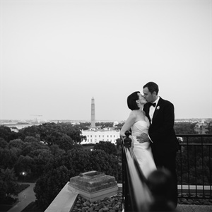 Meghan & Patrick in Washington, DC