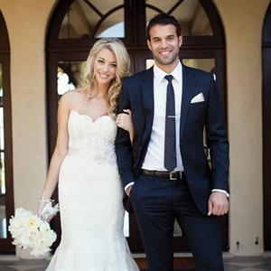 Kaitlin & Andrew in Carpinteria, CA