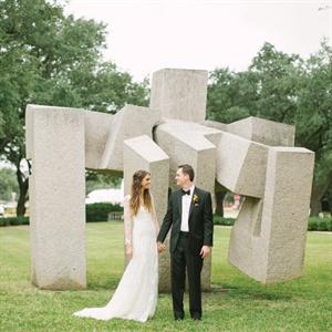Lexy & Alan in Houston, TX