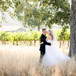Brittany & Gregory in Yountville, CA