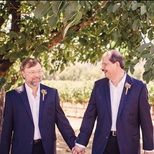 John & Lloyd in Santa Rosa, CA
