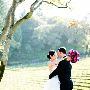 Jennifer & Eric in Woodside, CA