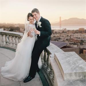 Christie & Marc in San Francisco, CA