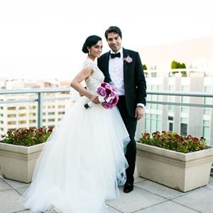 Bassema & Faiz in Washington, D.C.