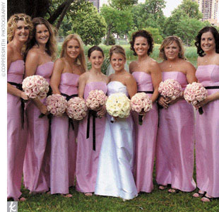 The Bridesmaid Looks