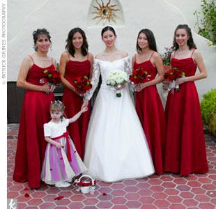 Tucson Bridesmaid Dresses - Overlay Wedding Dresses