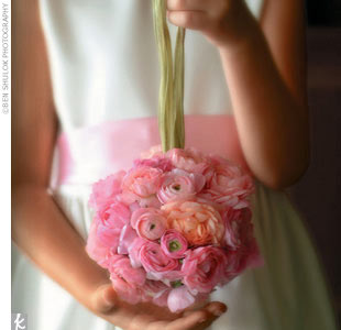 The Flower Girl Details