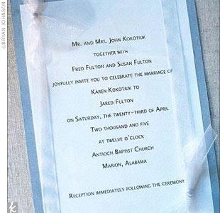 The Invitations