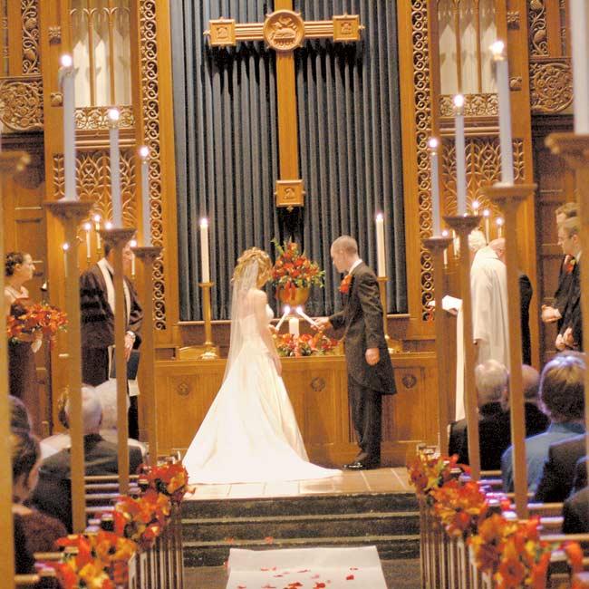 A Traditional Wedding In Detroit Mi: Laura & Brady: A Traditional Wedding In Ann Arbor, MI