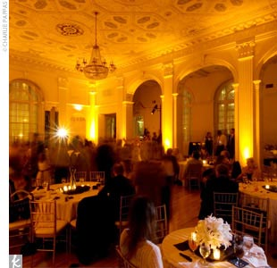 "Jennifer and Kevin wanted a venue located in the city for their reception because they wanted their out-of-town guests to be within walking distance of everything. They fell in love with The Imperial Ballroom at The Biltmore Ballrooms. ""The plaster ceilings, crystal chandeliers, beautiful windows, and columns were so beautiful, I knew that we could ..."