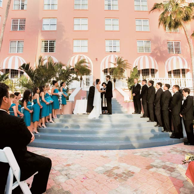 Couple S Wedding Ceremony And Reception Held At The Beach: 301 Moved Permanently