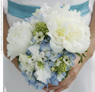 The Bridesmaid Bouquet