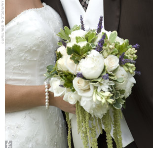 Tuberose Wedding Bouquet
