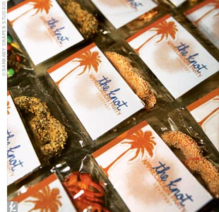Guests walked away with hand-dipped gourmet Pretzels in a variety of flavors.