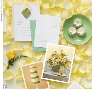 Lemon + Celadon