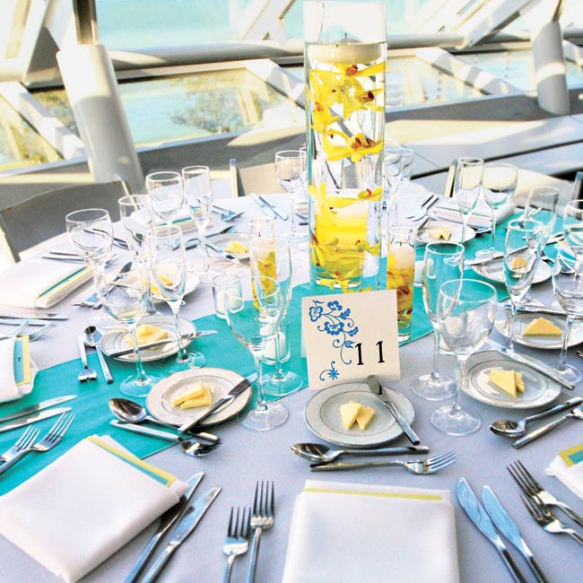 Sky Blue Wedding Table Decorations: Http weddingforward wedding ...