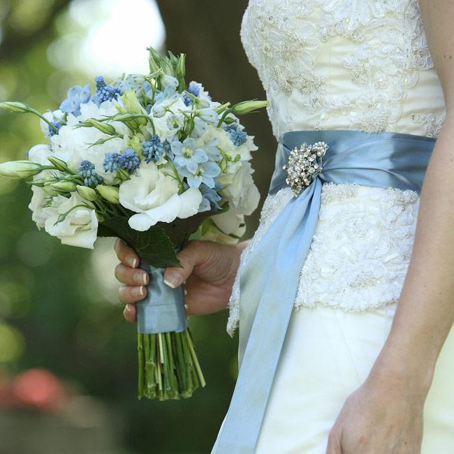 Bridal Bouquets Blue Light Blue Pastels Pastels