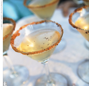 Lemongrass Ginger Martini