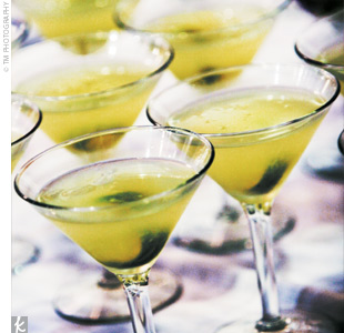 Cucumber-Elderflower Cooler